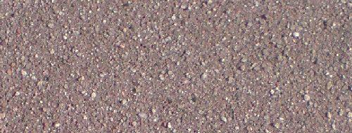 Feinsandguss Sandstrahleffekt braun 4