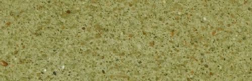 Feinsandguss Sandstrahleffekt gelb 3