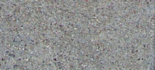 Feinsandguss Sandstrahleffekt grau