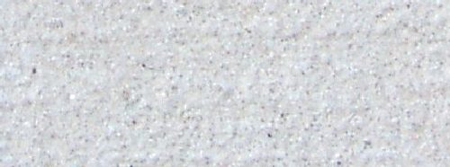 Feinsandguss Sandstrahleffekt hellweiss