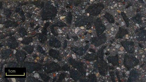 Sandstrahleffekt BASALT 59 Anthrazit 4