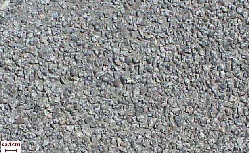 Granit Grau Waschbeton GG01